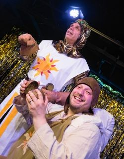 Spamalot, Eric Idle's stage version of Monty Python and The Holy Grail, comes to…