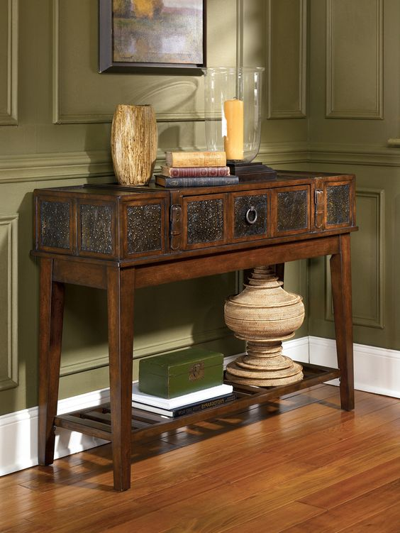 Ashley T753 4 Sofa Table Brandsource Canada Entryways Welcoming You Pinterest Canada