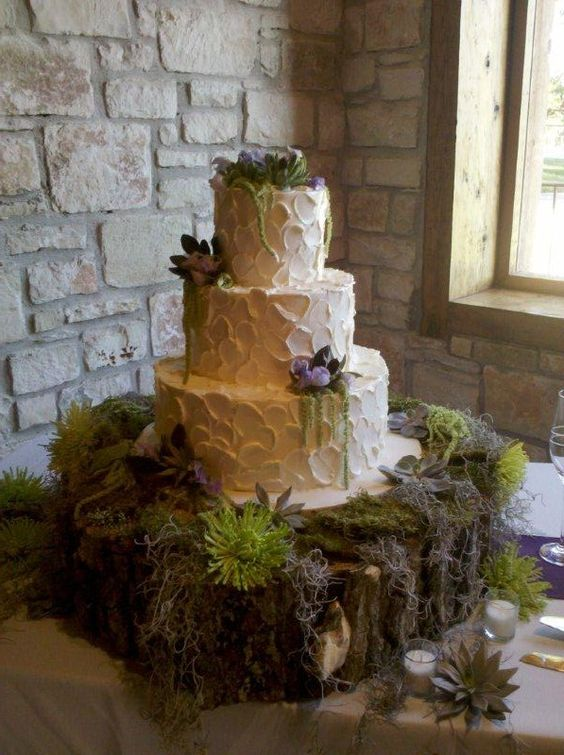 wedding cake tree stump stand tree trunk cake stand tree stump cake stand in w 26707