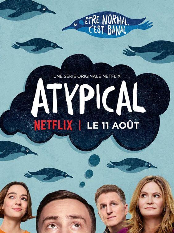 Avis sur Atypical, la série Netflix qui vous veut du bien