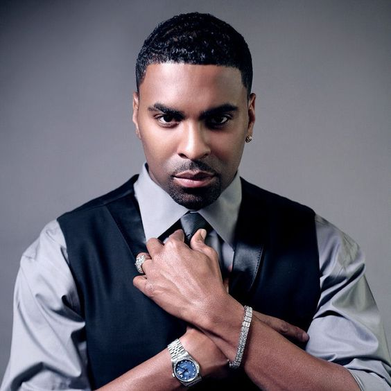 Ginuwine – Differences (single cover art)