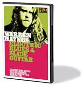 Warren Haynes - Electric Blues and Slide Guitar (DVD)