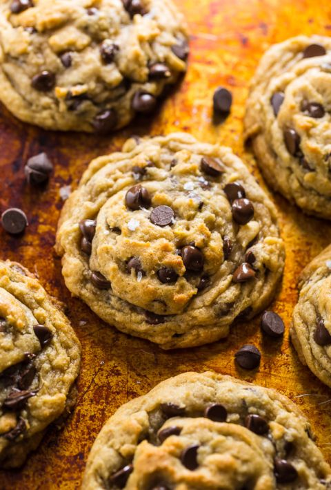The Most Wonderful Vegan Chocolate Chip Cookies Ever