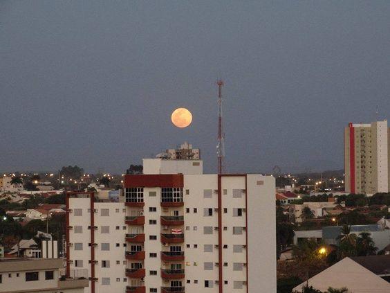 Rondonópolis - Mato Grosso em 10-08-2014