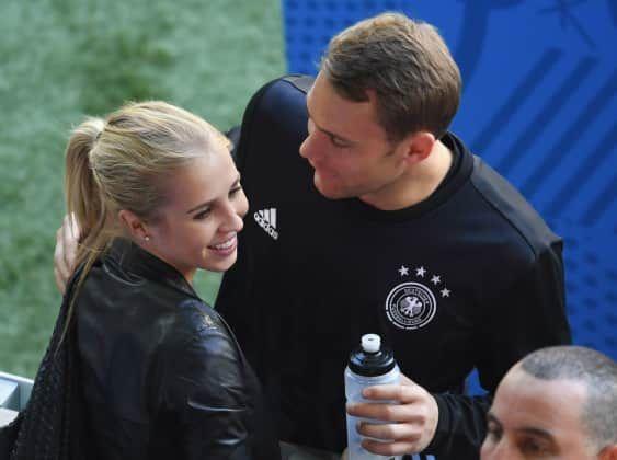 Nina Neuer Frau Von Manuel Neuer Bisher Nicht Bei Der Wm Mit Dabei Nina Neuer Neue Wege Gareth Bale
