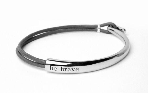 bravelet-bracelet-grey  For Aunt Wanda