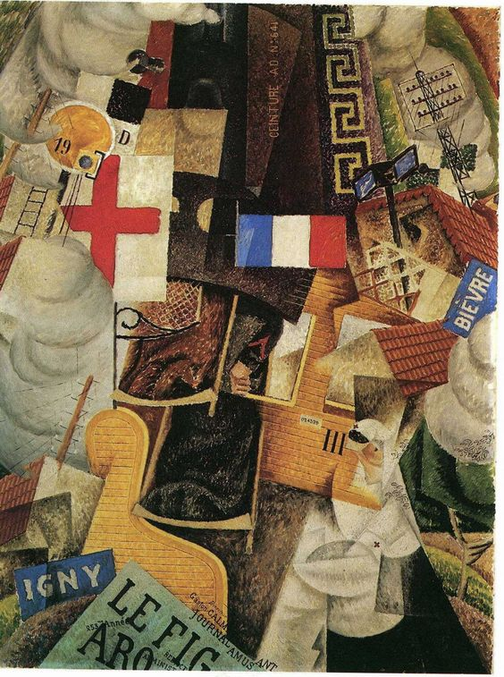 Train of the Wounded - Gino Severino