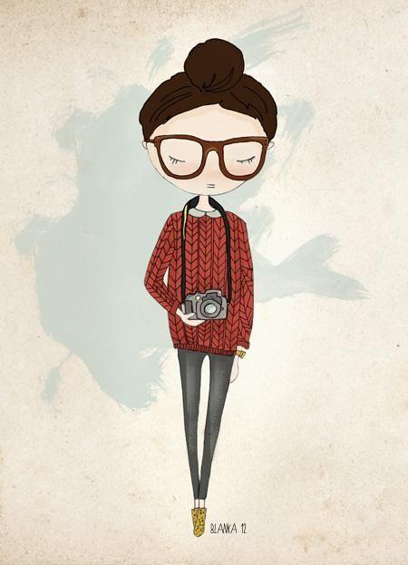 Imagen, ilustración, moda 3