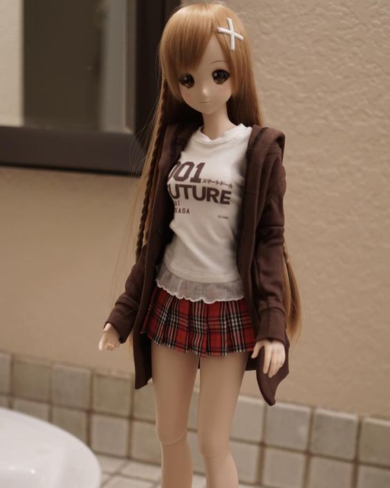 Smart Doll Mirai Suenaga by summers9999