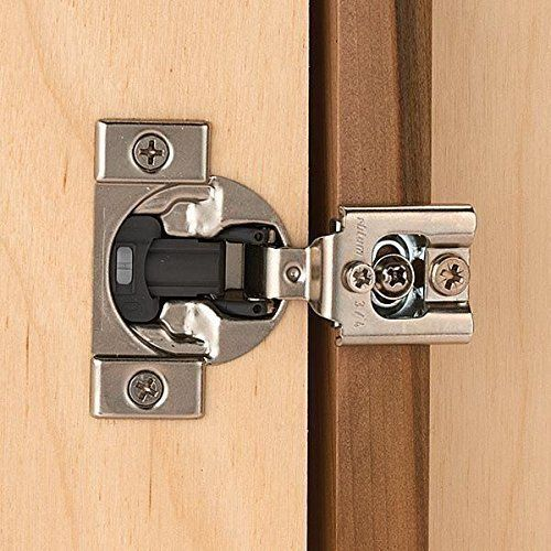 Blum Compact Face Frame Hinge With Blumotion 3 4 Face Frame Cabinets Hinges Concealed Hinges