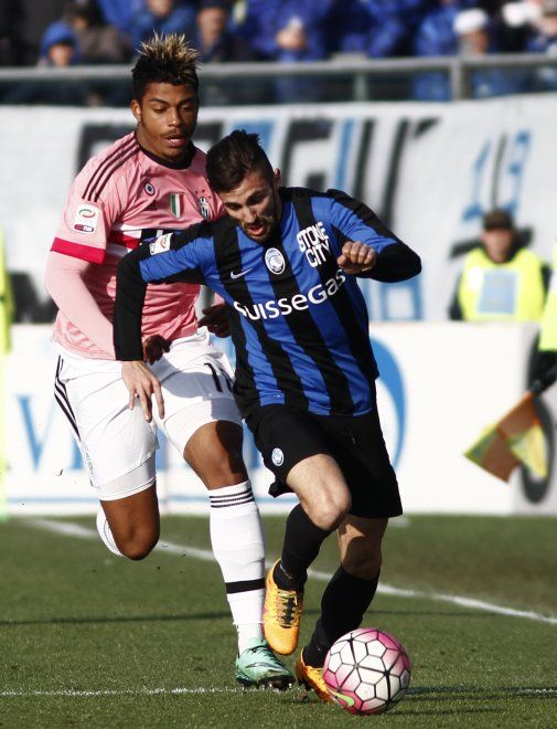 Atalanta-Juventus, il film della partita