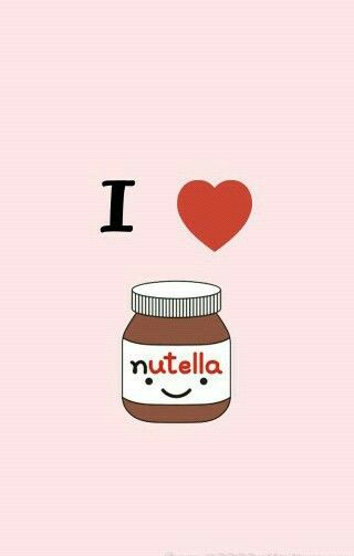 Pin by Thais Stefani on Wallpapers Nutella | Pinterest