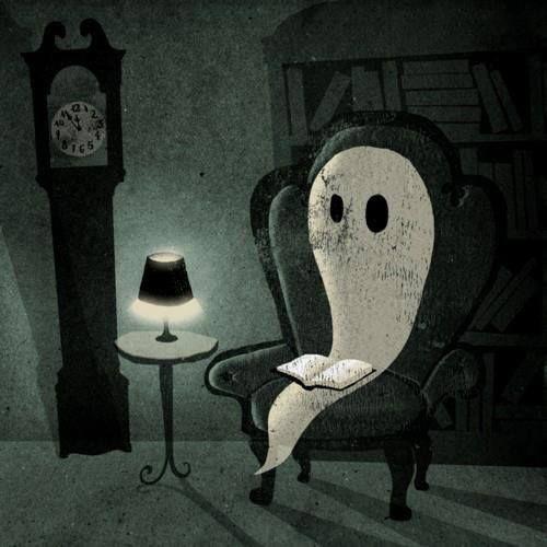 Libro de miedo?