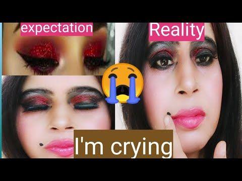 I Went To The Worst Reviewed Makeup Artist In India Delhi Delhi 6 Youtube Bad Makeup Makeup Reviews Makeup