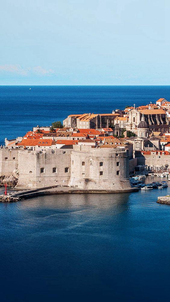 Harbour Sea Town Holiday Nature City #iPhone #6 #plus #wallpaper - küchenherd mit wasserschiff