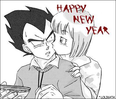 happy new year by Lolikata on deviantART