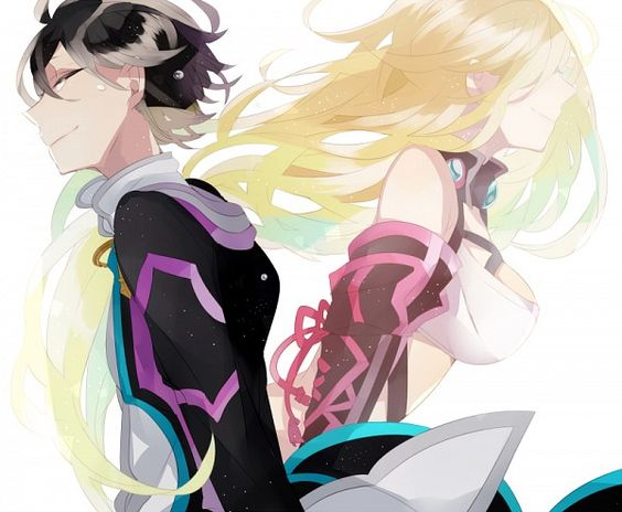 Tags: Anime, Pixiv, Milla Maxwell, Tales of Xillia, Jude Mathis