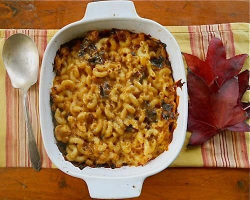Baked Macaroni and Cheese: Forget about the boxed kind — the homestyle version is vastly superior, taking top prize as one of the ultimate comfort foods.