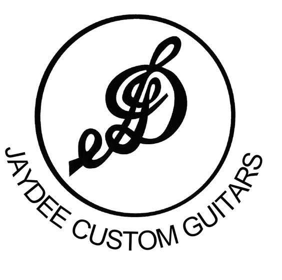 Official | Jaydee Custom Guitars | Logo: