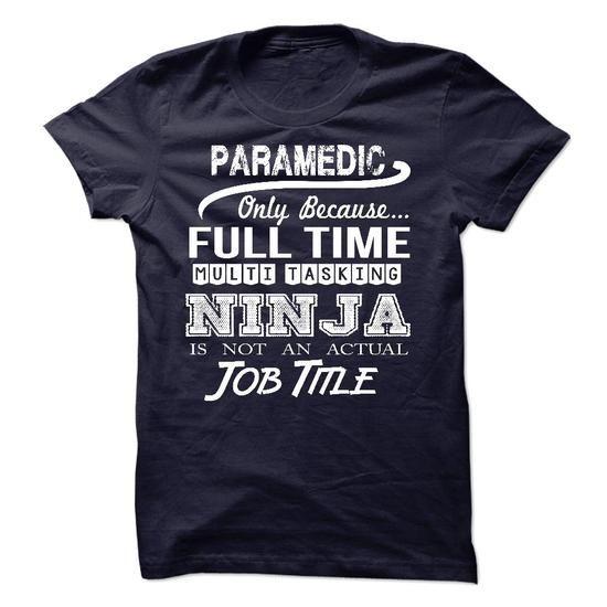 Paramedic - #denim shirts #design shirt. GET YOURS  => https://www.sunfrog.com/LifeStyle/Paramedic-49278724-Guys.html?id=60505
