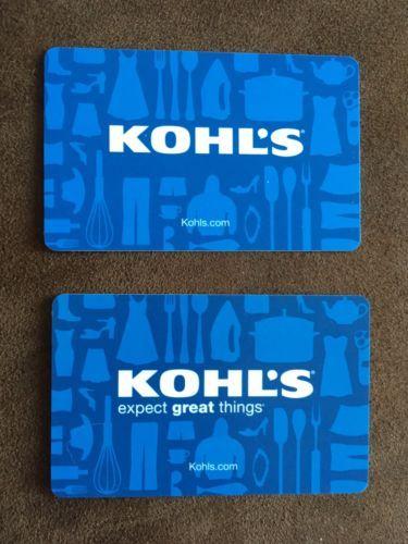 Kohl's $150 Gift Card https://t.co/NDKzuWgO8g https://t.co/uWD59qLjPZ