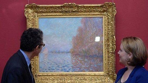 Los Peores Ataques Contra Obras De Arte Monet Claude Monet