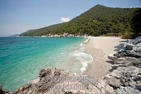 Image result for mamma mia filmed on which greek island