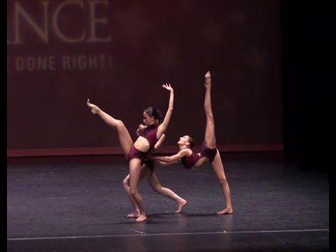 Lost Song Contemporary Trio Dance - Olivia, Vivian, Krizia - Rhythm Dance Competition - YouTube