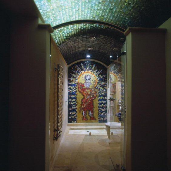Harlech House-bathroom