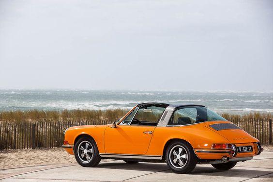 Porsche 911 2,2L Targa