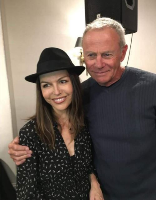 Finola Hughes Tristan Rogers Now And Forever Robert Love Her