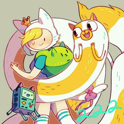 Adventure Time : Cat