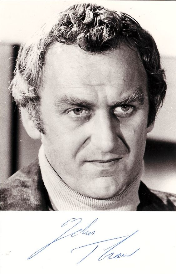 John Thaw The Sweeney as Jack Regan.: