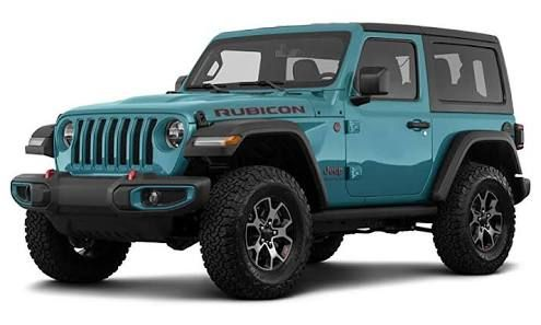 Booking Of Jeep Wrangler Rubicon Commenced From 15 March 2020 In 2020 Jeep Wrangler Rubicon Jeep Wrangler Wrangler Rubicon