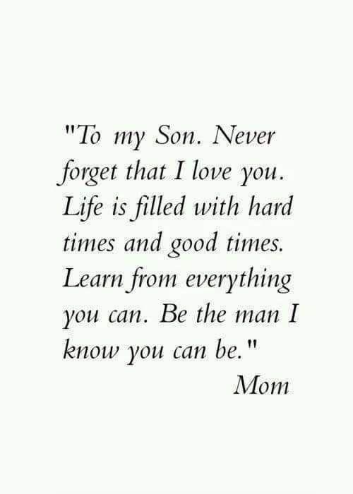 I Love U Hunter Blake My Son Quotes I Love My Son I Love My Daughter