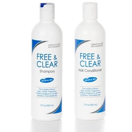 30 Products That Will Save Your Sensitive Skin Clear Shampoo Fragrance Free Shampoo Sensitive Skin Treatment