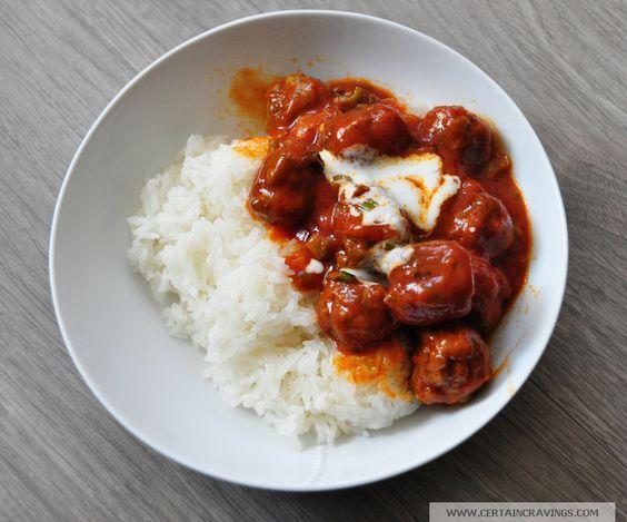 chilli con carne meatballs by jamie oliver 15 minutes meals food pinterest jamie oliver. Black Bedroom Furniture Sets. Home Design Ideas