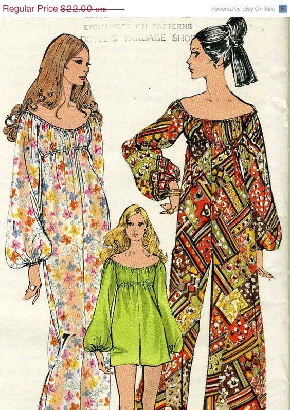 On Sale Vintage Vogue 7818 UNCUT Misses Jumpsuit by RomasMaison, $17.60