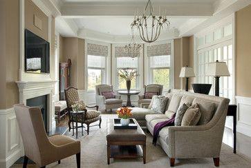Boston Living Room, Living Room Boston
