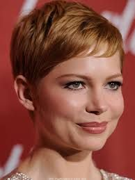 Image result for style super short brown haircut