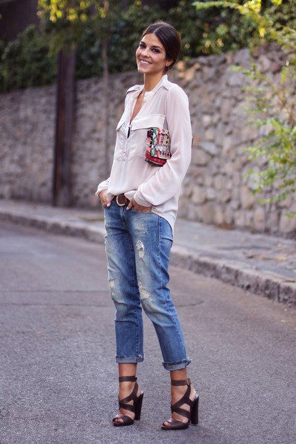 cool 15 Timeless Outfits With White Shirt, #outfitis #streetstyle2015 #streetstylefashion #streetstylewinter #Timelles #whiteshirt,