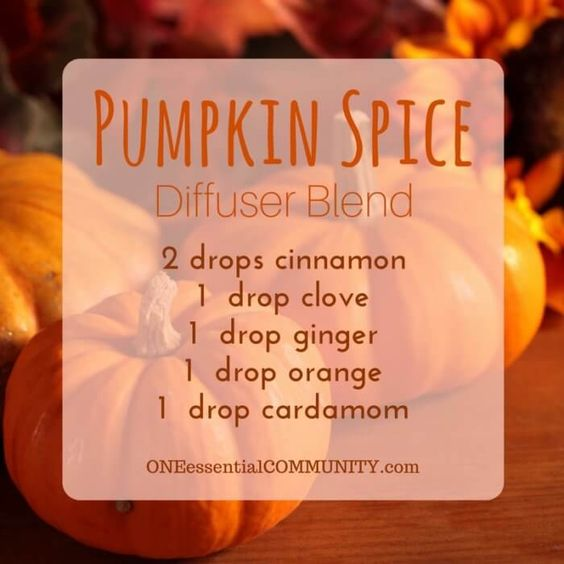 20 best fall diffuser blends free printable of diffuser for How to make pumpkin spice essential oil