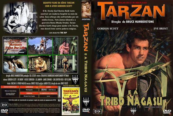 Tarzan e a Tribo Nagasu