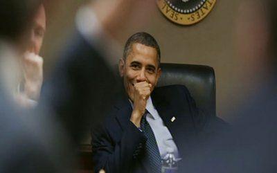 Barack Obama, au coeur de la Maison Blanche