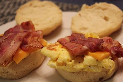 egg mcmuffin cups recipes dishmaps bacon and cheese egg mcmuffin cups ...