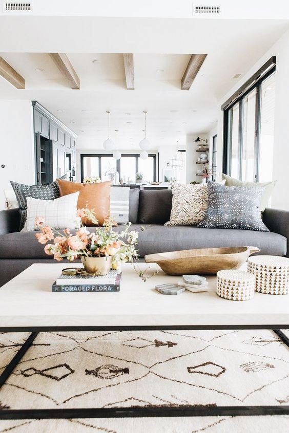Fashionable Ideas Living Area