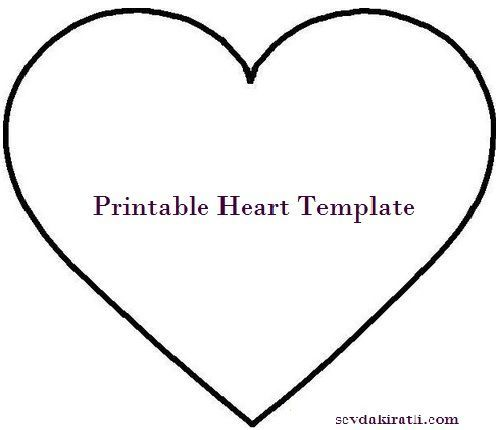 Pin On Heart Patterns For Cards