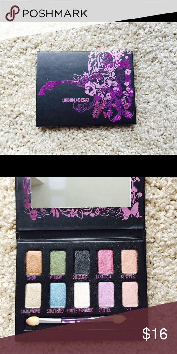 Urban Decay Ammo Palette Only used handful of times. In very good condition. Urban Decay Makeup Eyeshadow