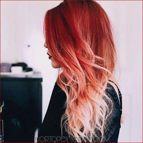 Cabello Rojo Fresa