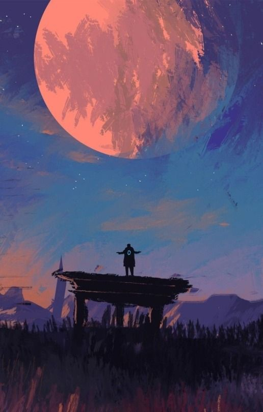 Inspirationally Sane By Art And Music Anime Scenery Wallpaper Art Wallpaper Scenery Wallpaper Anime art wallpaper iphone
